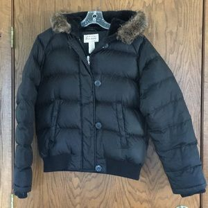 Ralph Lauren Original Polo Down Jacket - M, Black
